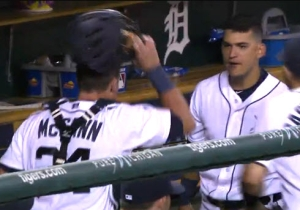Things Got Ugly In The Detroit Tigers Dugout When Two Teammates Almost Fought