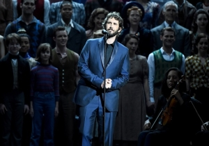Josh Groban Says His Music Leads To Blowjobs