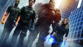 'Fantastic Four' director swears he's not responsible for 'Fantastic Four' movie
