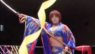 WWE Has Reportedly Signed Female Japanese Wrestling Star KANA
