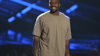 Read Kanye's insane, amazing VMA Video Vanguard speech