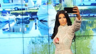 Kim Kardashian's Selfie Book Was An Unmitigated Failure