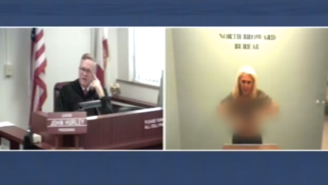 A Florida Porn Star Named 'Kayla Kupcakes' Flashed A Judge In A Courtroom