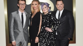 Kelly Osbourne Is Still Carrying On Her Feud With Giuliana Rancic