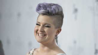 Kelly Osbourne Offers Self-Aggrandizing Apology For Joke Against Latinos