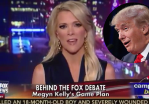 Megyn Kelly Fires Back At Trump: 'If You Can't Get Past Me, How Are You Gonna Handle Vladimir Putin?'
