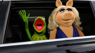 Kermit and Miss Piggy broke up :(