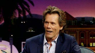 Kevin Bacon Talks About The Time He Urinated Down An Air Shaft