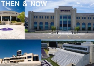 Here's Kansas State's Brand New 132,000-Square-Foot Football Complex
