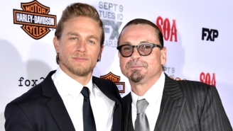 Kurt Sutter Says A Familiar Face Is Very Interested In Appearing On 'The Bastard Executioner'