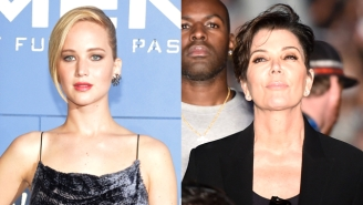 Jennifer Lawrence Went To The Dark Side And Hopped Into Bed With Kris Jenner