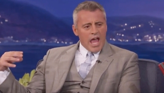 Matt LeBlanc Has Some Pretty Good Stories About Badgers And Raccoons