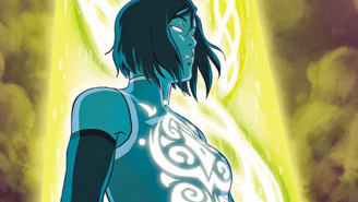 Exclusive: Character designs from inside 'The Art of Legend of Korra: Volume 4'
