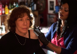 Review: Lily Tomlin's impressive performance can only elevate 'Grandma' so high