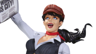 This Lois Lane pin-up statue may have clues to future BOMBSHELLS storylines