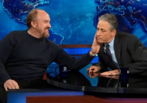 What's On Tonight: Louis C.K. Appears As Jon Stewart's Last Official 'Daily Show' Guest