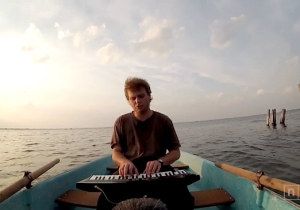 Watch Mac DeMarco Perform A Song From 'Another One' On A Rowboat