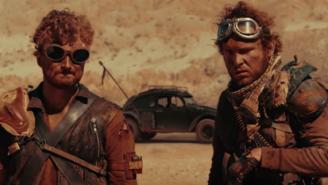 War Boys Are Out To Get Fuel In The George Miller-Inspired Parody, 'Mad Max: Road Kill BBQ'