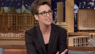 Rachel Maddow Made A Pretty Good Argument For Donald Trump Actually Being A Genius