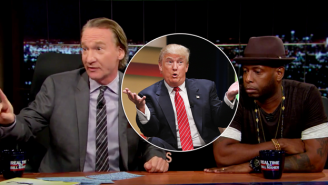 Bill Maher Does The Unthinkable And Praises Donald Trump: 'I Kinda Get Him'