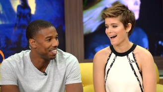 Michael B. Jordan And Kate Mara Fielded Racist And Sexist Questions In An Awkward Interview