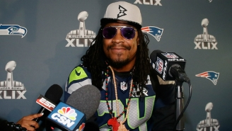 Marshawn Lynch Wants To Shoot Things With His 'Ding Ding' In 'Call Of Duty'