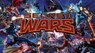 Why You Should Be Reading Marvel's 'Secret Wars,' Which Is The New 'Crisis On Infinite Earths'