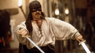 Swashbuckle Up, A Post-Apocalyptic Zorro Film Might Be Coming In 2016