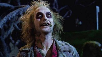 Tim Burton's 'Beetlejuice' Originally Had A Much Darker Ending