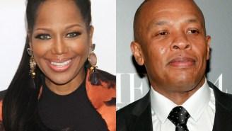 Dr. Dre ex Michel'le puts the rapper's public apology in business terms