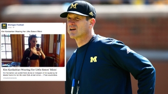 How Michigan's Football Social Media Accounts Were Hilariously Hacked