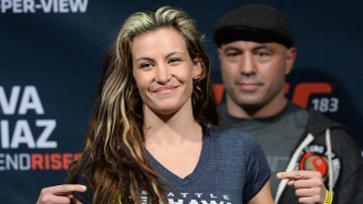UFC Fighter Miesha Tate Would Love To Make An Appearance In WWE