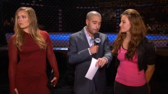 Miesha Tate Says Bethe Correia 'Isn't That Good' And  Was 'In Over Her Head' Against Ronda Rousey