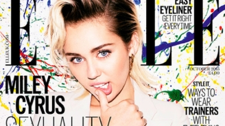 Please Allow Miley Cyrus To Explain How Taking Her Clothes Off Makes People Take Her Seriously