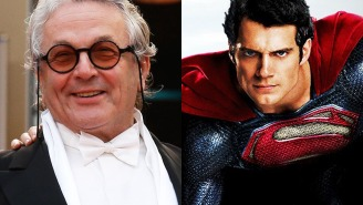 Is 'Mad Max' director George Miller about to give us the most visionary Superman movie ever?