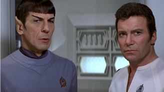 How 'Star Trek' Creator Gene Roddenberry Got 'Kicked Upstairs' And Off 'Wrath Of Khan'