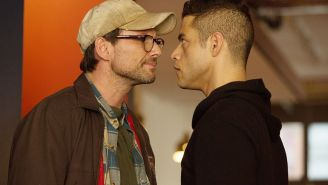 Review: 'Mr. Robot' wraps up season 1 with triumph, tragedy, and brilliance