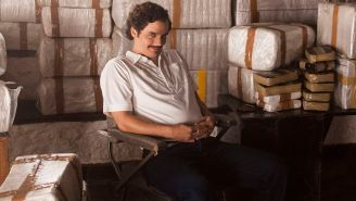 Review: Netflix's 'Narcos' takes on the legend of Pablo Escobar