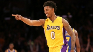 Nick Young Says He Doesn't Need A 'Fall Guy' Because He Has Iggy Azalea
