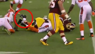 Niles Paul Shared Some Heartbreaking Tweets After Suffering This Gruesome Injury