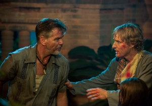 'No Escape' Is A Peculiar Blend Of Intense Realism And Hollywood Schmaltz