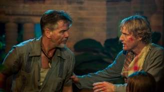 The Obvious Choice For What To See This Weekend: 'No Escape'