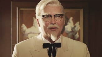 Norm Macdonald Has Replaced Darrell Hammond As Colonel Sanders For KFC