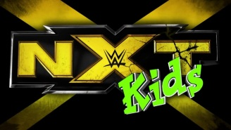 It Looks Like WWE Is Making An NXT Kids Show After All