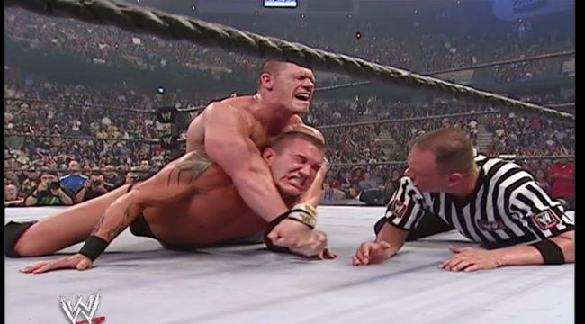 Orton Cena STF