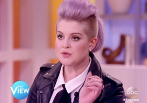 Kelly Osbourne Made A Very Regrettable Statement 'Defending' Latinos From Donald Trump