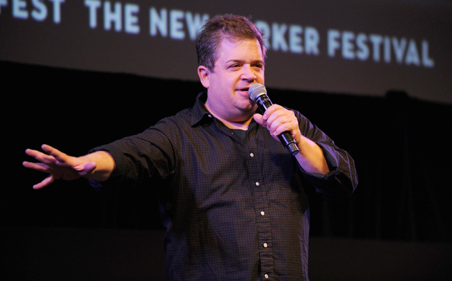The New Yorker Festival 2014 - The New Yorker Comedy Playlist with Patton Oswalt, Todd Barry, Marc Maron, Andy Borowitz