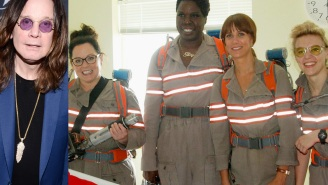 How excited are we about this new 'Ghosbusters' rumor?