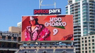 The San Diego Padres Throwback Wrestling Player Intros Were The Best Thing In Baseball This Week