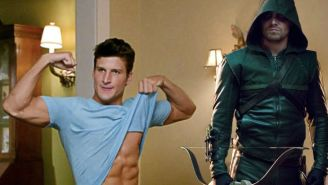 'Arrow' Casts Parker Young As Yet Another Love Interest For Thea